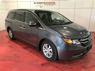 Used 2016 Honda Odyssey EX DVD CAMERA AIR 3 ZONES for sale in St-Basile-le-Grand, QC