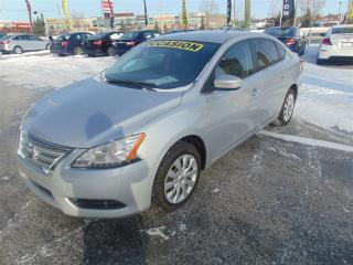 Used 2013 Nissan Sentra 1.8 Sv,cruise,a/c for sale in Gatineau, QC