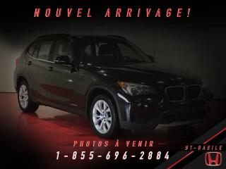 Used 2013 BMW X1 xDrive28i for sale in St-Basile-le-Grand, QC