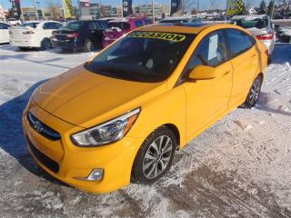 Used 2015 Hyundai Accent Se Et A/c for sale in Gatineau, QC