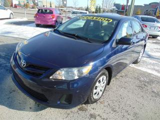 Used 2011 Toyota Corolla Ce,a/c for sale in Gatineau, QC