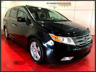 Used 2013 Honda Odyssey TOURING + NAVI + DVD for sale in St-Basile-le-Grand, QC