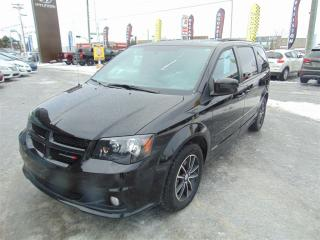Used 2016 Dodge Grand Caravan R/t Sieges Cuir for sale in Gatineau, QC