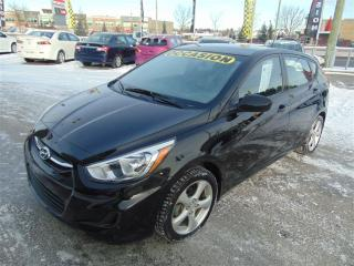Used 2016 Hyundai Accent L,mags,usb,aux,petit for sale in Gatineau, QC