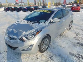 Used 2015 Hyundai Elantra Sport T.ouvrant for sale in Gatineau, QC