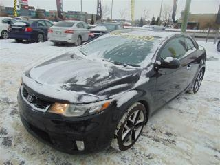 Used 2011 Kia Forte Koup 2.4l Sx A/c for sale in Gatineau, QC