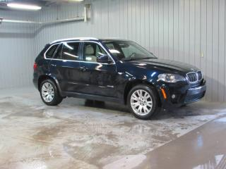 Used 2013 BMW X5 35i AWD XDRIVE *CUIR-GPS-TOIT* for sale in Levis, QC