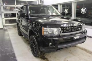 Used 2011 Land Rover Range Rover HSE SPORT LUX 4RM *GPS-CUIR-CAMÉRA for sale in Lévis, QC
