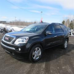 Used 2008 GMC Acadia Slt/7 Passagers for sale in Mirabel, QC