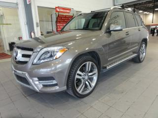 Used 2015 Mercedes-Benz GLK-Class 4MATIC Diesel AMG, et Sport pack avec Na for sale in St-Jean-Sur-Richelieu, QC