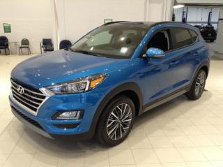 Used 2021 Hyundai Tucson AWD LUXE Cuir Toit Nav for sale in Longueuil, QC