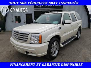 Used 2006 Cadillac Escalade 4 portes, traction intégrale for sale in Vallée-Jonction, QC