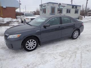 Used 2010 Toyota Camry Hybrid CERTIFIED for sale in Kitchener, ON