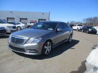 Used 2013 Mercedes-Benz E350 Berline Awd for sale in Terrebonne, QC