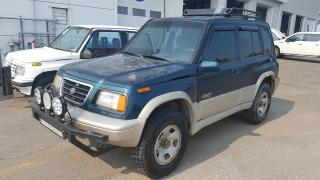 Used 1998 Suzuki Sidekick for sale in St-Félicien, QC
