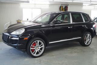 Used 2008 Porsche Cayenne Turbo 4.8L + AWD + AUTO + CUIR + TOIT + for sale in Rivière-Du-Loup, QC