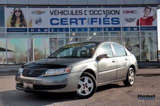 Used 2007 Saturn Ion for sale in Saint-leonard, QC
