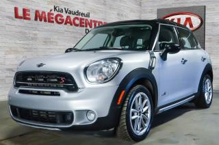 Used 2015 MINI Cooper Countryman S for sale in Vaudreuil-Dorion, QC
