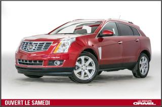 Used 2015 Cadillac SRX Premium 4x4 for sale in Montréal, QC