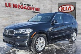 Used 2014 BMW X5 35i Xdrive Head Up for sale in Vaudreuil-Dorion, QC