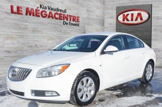 Used 2011 Buick Regal Cxl Cuir Sièges for sale in Vaudreuil-Dorion, QC