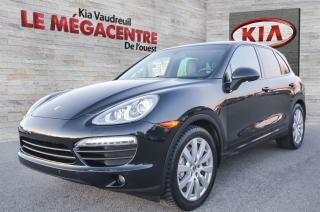 Used 2013 Porsche Cayenne S Awd Cuir for sale in Vaudreuil-Dorion, QC