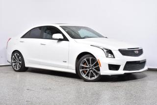Used 2016 Cadillac ATS Twin Turbo Premium for sale in Drummondville, QC
