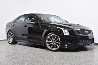 Used 2016 Cadillac ATS for sale in Drummondville, QC