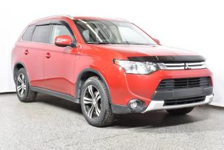 Used 2015 Mitsubishi Outlander GT for sale in Drummondville, QC