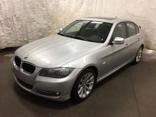 Used 2010 BMW 335i xDrive for sale in Quebec, QC