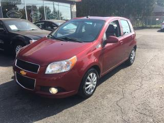 Used 2010 Chevrolet Aveo5 LT   GARANTIE GRATUITE 30$/sem* 0$ Dépôt for sale in Saint-eustache, QC