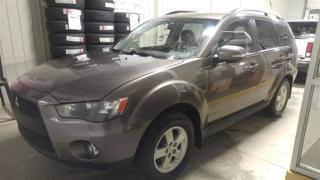 Used 2010 Mitsubishi Outlander LS for sale in Gatineau, QC