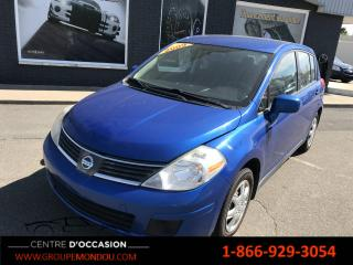 Used 2009 Nissan Versa SL for sale in St-Georges-de-Champlain, QC