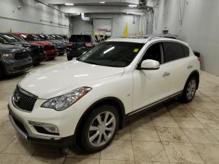 Used 2016 Infiniti QX50 4x4 T.ouvrant+ecran for sale in Mercier, QC