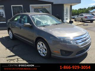 Used 2010 Ford Fusion for sale in St-Georges-de-Champlain, QC