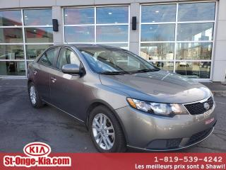Used 2012 Kia Forte EX for sale in Shawinigan, QC