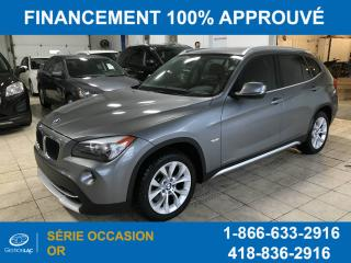 Used 2012 BMW X1 Premium Navigation for sale in Saint-nicolas, QC
