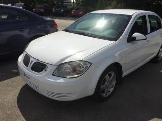 Used 2009 Pontiac G5 SE for sale in Riviere-du-loup, QC
