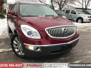 Used 2011 Buick Enclave CXL | AWD | NAV | LEATHER | ROOF | 7PASS for sale in London, ON
