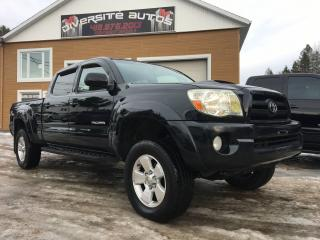 Used 2007 Toyota Tacoma toyota tacoma 2007 trd for sale in Neuville, QC