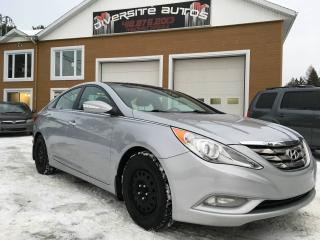 Used 2012 Hyundai Sonata LIMITED for sale in Neuville, QC
