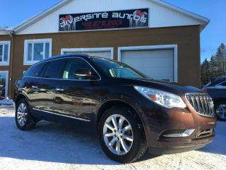 Used 2016 Buick Enclave enclave premium 2016 for sale in Neuville, QC