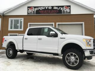 Used 2015 Ford F-150 Lariat for sale in Neuville, QC