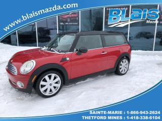 Used 2009 MINI Cooper Clubman Coupé 2 portes for sale in Ste-Marie, QC