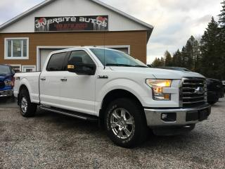 Used 2016 Ford F-150 F 150 CREWCAB XTR for sale in Neuville, QC