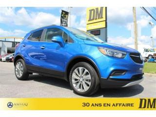 Used 2017 Buick Encore PRIVILÉGIÉ 12 000 KM AWD CAMÉRA DE RECUL for sale in Salaberry-de-Valleyfield, QC