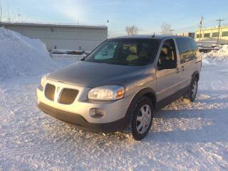 Used 2009 Pontiac Montana Empattement ordinaire 4 portes avec 1SA for sale in Quebec, QC