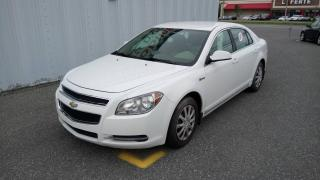 Used 2009 Chevrolet Malibu HYBRID A/C MAGS for sale in St-Hyacinthe, QC