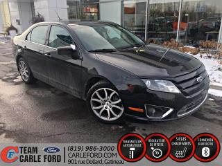 Used 2012 Ford Fusion SEL for sale in Gatineau, QC