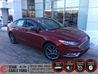 Used 2017 Ford Fusion Berline 4 portes SE traction avant, Pack for sale in Gatineau, QC